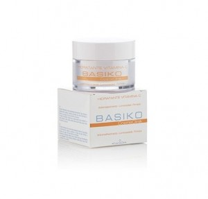 Basiko Hidratante Vitamina C, 50 ml. - Cosmeclinik