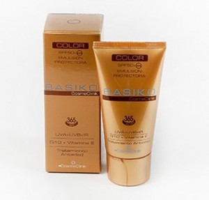 Basiko Spf 50 Color, 50 ml. - Cosmeclinik