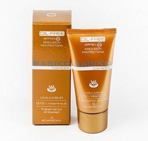 Basiko Emulsion 50+ Oil Free - Cosmeclinilk