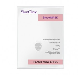 BiocelMask Flash Wow Effect, 1 Unidad 20 g. - Skinclinic
