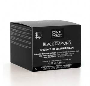 Black Diamond Epigence 145 Sleeping Cream, 50 ml. - Martiderm