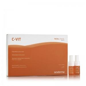 C-VIT Serum, 5 Ampollas - Sesderma