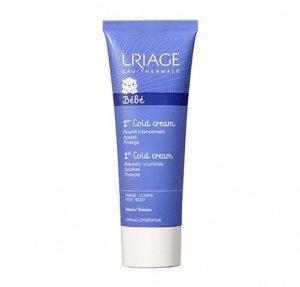 Cold Cream Crema Ultranutritiva, 75 ml. - Uriage