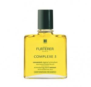 Complexe 5 Concentrado Vegetal Regenerador Capilar, 50 ml. - René Furterer