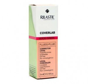 Coverlab Fluido Corrector Verde, 5 ml. - Cumlaude