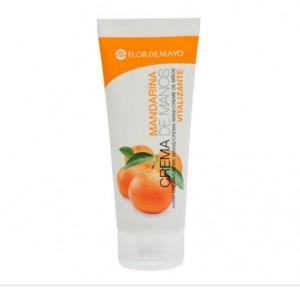 Crema de Manos Mandarina, 100 ml. - Flor de Mayo