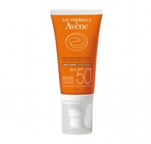 Crema Solar SPF 50+ Color, 50 ml. - Avene
