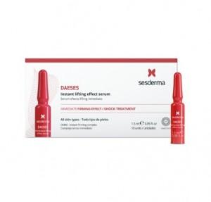 Daeses Serum Efecto Lifting Inmediato 10 Ampollas x 1.5 ml. - Sesderma