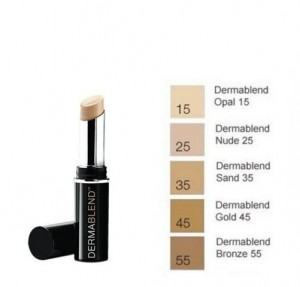 Dermablend Stick Corector 14H Nº 25 Nude, 4,5 gr. - Vichy