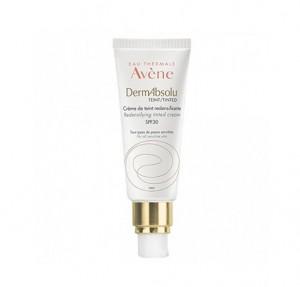 DermAbsolute Crema Redensificante con Color SPF 30, 40 ml. - Avene