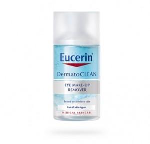 DermatoCLEAN Desmaquillante de Ojos, 125 ml. - Eucerin