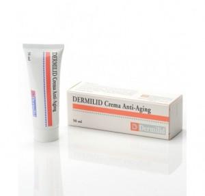 Dermilid Crema Anti-Aging, 50 ml. - Dermilid Farma