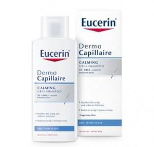 DermoCapillaire CHAMPÚ UREA, 250 ml. - Eucerin