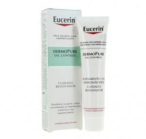 Dermopure Oil Control Tratamiento 10% Hidroxiácidos, 40 ml. - Eucerin