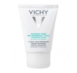 Desodorante Crema Reguladora Anti-transpirante  7 días,40 ml. - Vichy