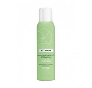 Desodorante Spray a La Altea Blanca, 125 ml. - Klorane