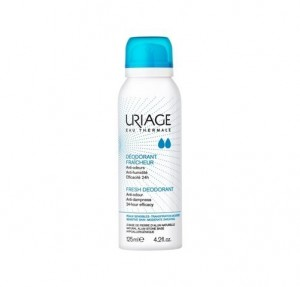 Desodorante Suave Spray 125 ml. - Uriage