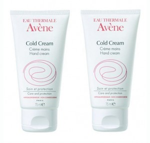 Duplo Cold Cream Crema de Manos, 50 ml. + 50 ml. - Avene