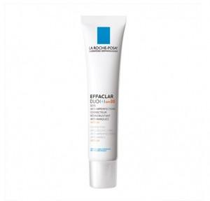Effaclar Duo (+) SPF 30, 40 ml. - La Roche Posay
