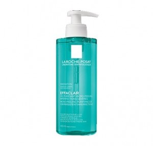 Effaclar Gel Purificante Micro-Exfoliante, 400 ml. - La Roche Posay