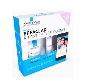 Effaclar Kit Anti-Imperfecciones. - La Roche Posay