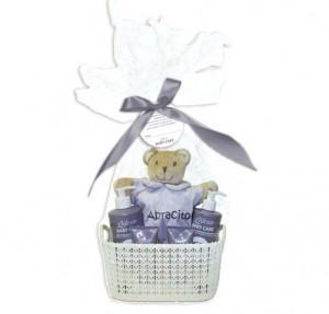 Elifexir Eco Baby Care Canastilla Gris - Phergal