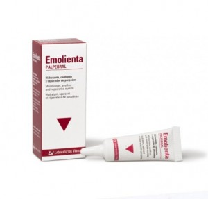 Emolienta Palpebral Crema, 10 ml. - Viñas