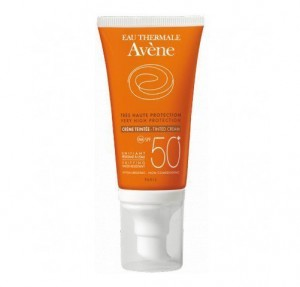 Emulsion 50+ Color, 50 ml. - Avene