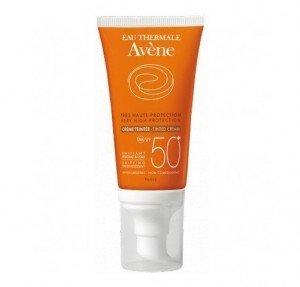 Emulsion 50+ Color, 50 ml. - Avene