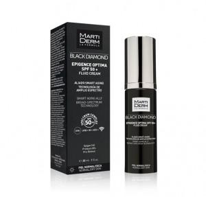 Epigence Optima SPF 50+ Fluid Cream, 30 ml. - Martiderm