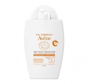Fluido Mineral SPF 50, 40 ml. - Avene