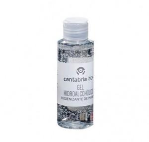 Gel Hidroalcoholico Higienizante De Manos 100 ml. - Cantabria Labs