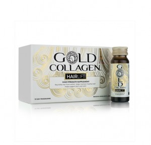 Gold Collagen Hairlift, 10 x 50 ml. - Areafar