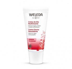 Granada Crema de Día Reafirmante Facial, 30 ml. - Weleda