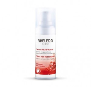 Granada Sérum Reafirmante Facial, 30 ml. - Weleda