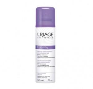 Gyn-Phy Bruma Limpiadora Higiene Intima, 50 ml. - Uriage