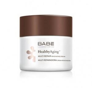 Healthy Aging + Crema Renovadora de Noche, 50 ml. - BABE