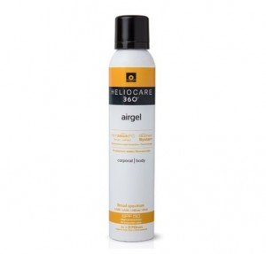 Heliocare 360 Airgel Corporal SPF50, 200 ml. - Cantabria Labs