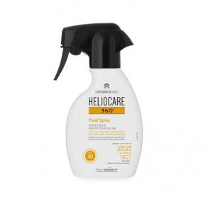 Heliocare 360 Spray Fluido SPF 50, 250 ml. - Cantabria Labs
