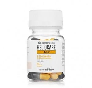 Heliocare 360º D Plus, 30 Cápsulas. - Cantabria Labs