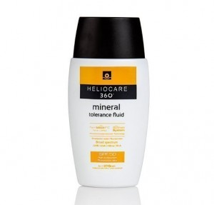 Heliocare 360º Mineral Tolerance Fluid SPF50 Protector Solar, 50 ml. - Cantabria Labs