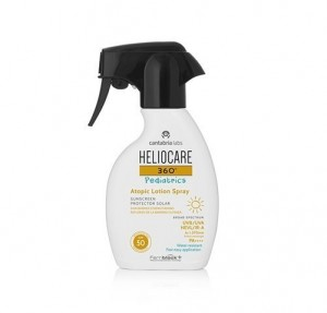 Heliocare 360º Pediatrics Atopic Lotion Spray SPF 50+, 250 ml. - Cantabria Labs