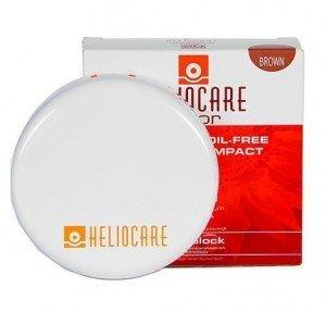 Heliocare Compacto Oil-Free Brown SPF 50, 10 g. - Cantabria Labs