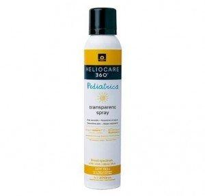 Heliocare 360º Pediatrics SPF50 Transparent spray 200 ml - IFC