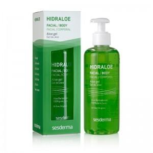 Hidraloe Gel de Aloe Vera 100 %, 250 ml. - Sesderma