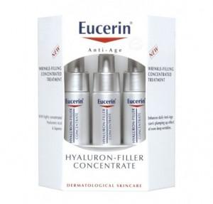 Hyaluron Filler Concentrado, 6 ampollas - Eucerin