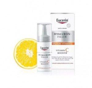 Hyaluron-Filler Vitamin C Booster, 8 ml. - Eucerin