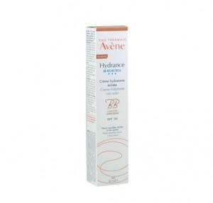 Hydrance BB-Rica Crema Hidratante con Color SPF30, 40 ml. - Avene