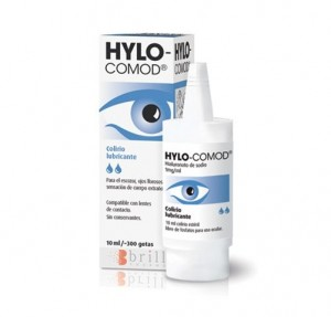 Hylo-Comod, 10 ml. - Brill Pharma