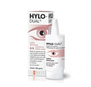 Hylo-Dual, 10 ml. - Brill Pharma